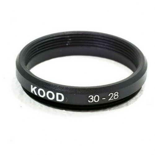 Kood Stepping Ring 30mm - 28mm Step Down Ring 30-28mm 30 - 28mm Ring